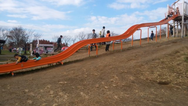 階段式の滑り台2
